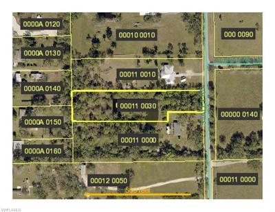 Fort Myers Residential Lots & Land For Sale: 5700 Staley Rd