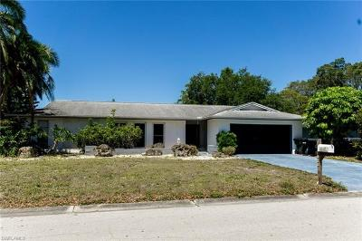 Fort Myers Single Family Home For Sale: 5244 Kenilworth Dr