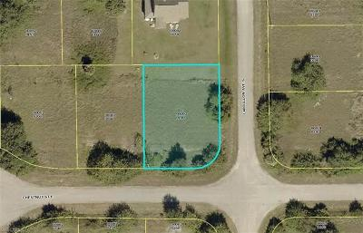 Lee County Residential Lots & Land For Sale: 619 Chestnut St E