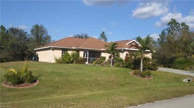 Lehigh Acres Single Family Home For Sale: 1603 E 11th St