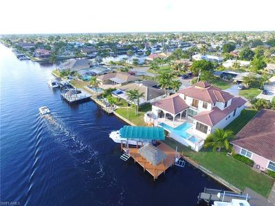 Cape Coral FL Single Family Home For Sale: $1,100,000
