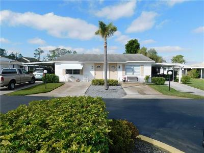 Lehigh Acres Condo/Townhouse For Sale: 39 Pinewood Blvd