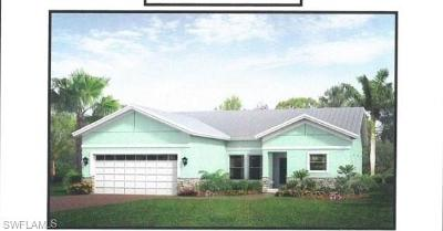 Cape Coral Single Family Home For Sale: 501 NW 3rd St