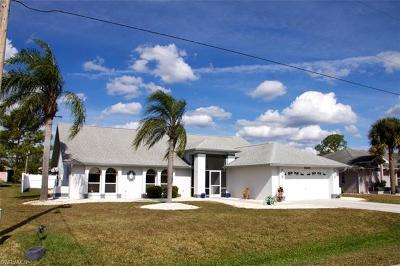 Lehigh Acres Single Family Home For Sale: 2516 6th St W