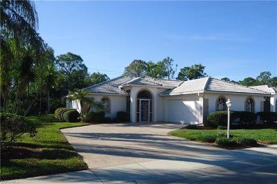 North Fort Myers Single Family Home For Sale: 1990 Palo Duro Blvd