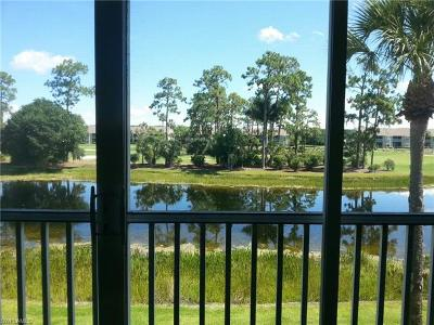 Fort Myers Condo/Townhouse For Sale: 8075 Queen Palm Ln #525
