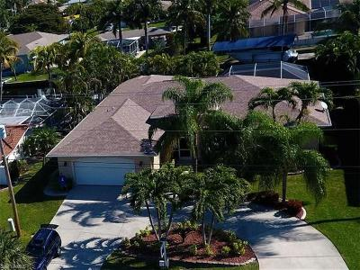 Cape Coral Single Family Home For Sale: 4931 Pelican Blvd