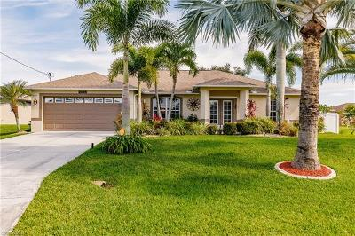 Cape Coral Single Family Home For Sale: 2547 SW 26th Pl