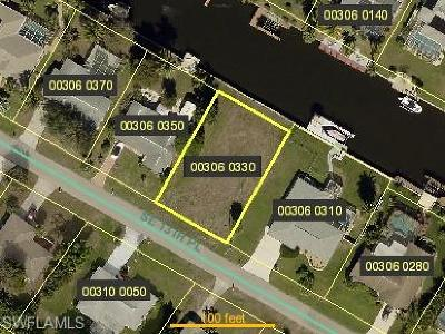 Cape Coral Residential Lots & Land For Sale: 4413 SE 13th Pl