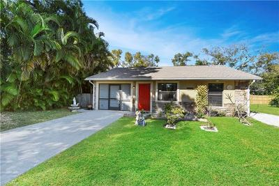 Bonita Springs Single Family Home For Sale: 27940 New York St
