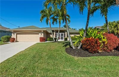 Cape Coral Single Family Home For Sale: 2817 SW 36th St