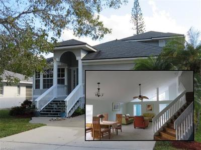 Naples Single Family Home For Sale: 526 94th Ave N