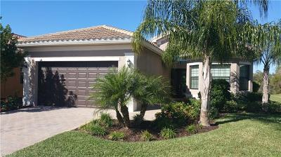 Fort Myers Single Family Home For Sale: 11624 Stonecreek Cir
