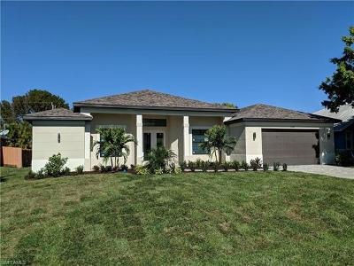 Cape Coral Single Family Home For Sale: 1141 SW 46th St