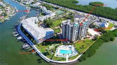 Fort Myers Condo/Townhouse For Sale: 18120 San Carlos Blvd #PH4