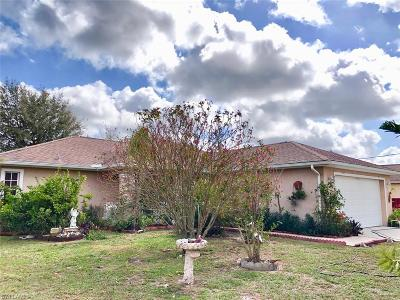 Single Family Home For Sale: 8057 Buttercup Cir