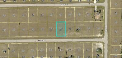 Cape Coral Residential Lots & Land For Sale: 3817 NW 38th Ln