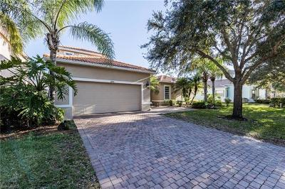 North Fort Myers Single Family Home For Sale: 12996 Turtle Cove Trl