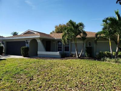 Cape Coral Single Family Home For Sale: 3604 SW 6th Pl