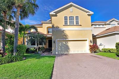 Fort Myers Single Family Home For Sale: 8748 Banyan Bay Blvd