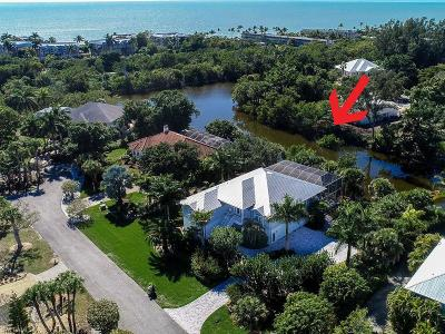 Sanibel FL Single Family Home For Sale: $1,250,000