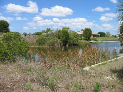 Cape Coral Residential Lots & Land For Sale: 3420 SW 8th Pl