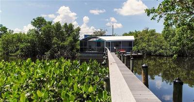 Bokeelia, Matlacha, St. James City Single Family Home For Sale: 16800 Goodwins Island Rd