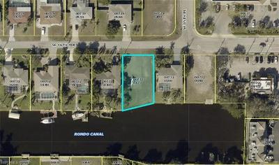 Cape Coral Residential Lots & Land For Sale: 1508 SE 16th Ter