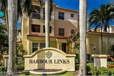 Harbour Links Condo/Townhouse For Sale: 14320 Harbour Links Ct N #10A
