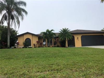 Cape Coral Single Family Home For Sale: 2708 SW 1st Ter