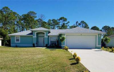 Lehigh Acres FL Single Family Home For Sale: $199,500