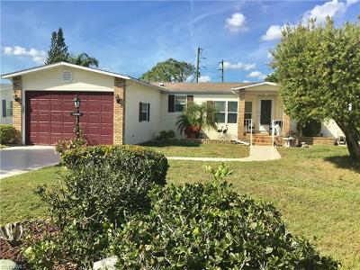 North Fort Myers Single Family Home For Sale: 9982 Bardmoor Ct
