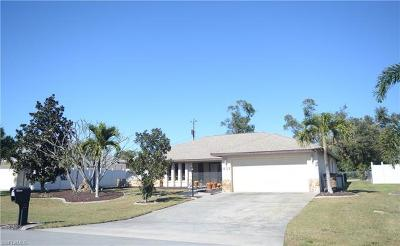 Cape Coral Single Family Home For Sale: 1133 SE 36th St