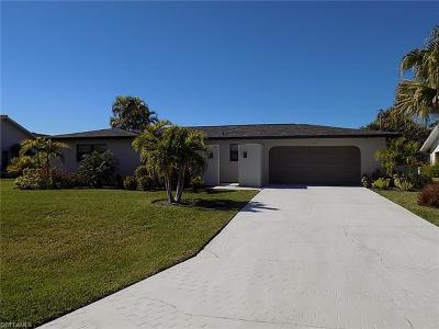 Cape Coral, Fort Myers Single Family Home For Sale: 5318 SW 11th Ave