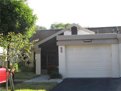 Fort Myers Condo/Townhouse For Sale: 1690 Bent Tree Cir