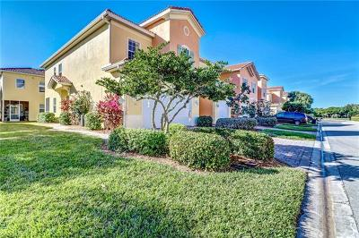 Fort Myers Condo/Townhouse For Sale: 16053 Via Solera Cir #103