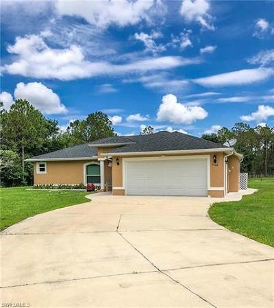 North Port Single Family Home For Sale: 5628 Cold Spring Ln