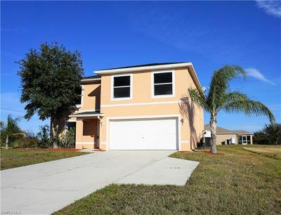 Cape Coral Single Family Home For Sale: 2819 Santa Barbara Blvd N