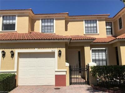 Naples Condo/Townhouse For Sale: 14661 Sutherland Ave #91