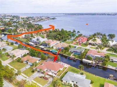 Cape Coral Single Family Home For Sale: 5137 Del Prado Blvd S