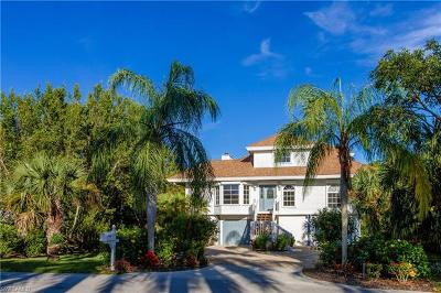 Sanibel, Captiva Single Family Home For Sale: 610 Hideaway Ct