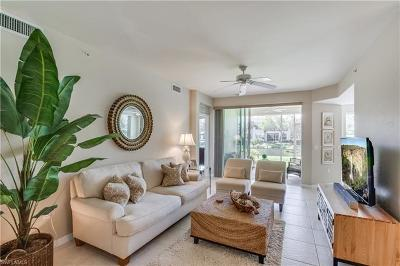 Fort Myers Condo/Townhouse For Sale: 11651 Marino Ct #602