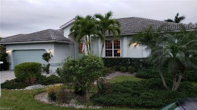 Fort Myers Single Family Home For Sale: 8300 Southwind Bay Cir