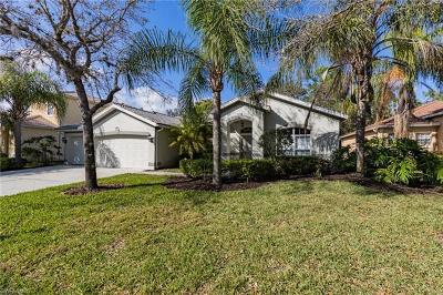 North Fort Myers Single Family Home For Sale: 12949 Turtle Cove Trl