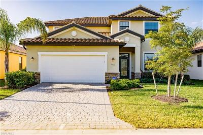 Fort Myers Single Family Home For Sale: 11612 Shady Blossom Dr