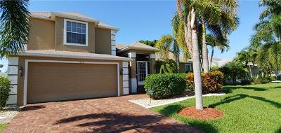 Cape Coral, Fort Myers Single Family Home For Sale: 1912 SW 53rd Ln