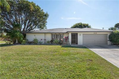 Cape Coral Single Family Home For Sale: 1316 SE 18th Ter