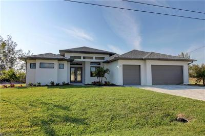Cape Coral Single Family Home For Sale: 1420 SW 17th Ave