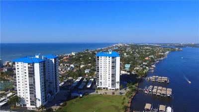 Fort Myers Beach Condo/Townhouse For Sale: 4753 Estero Blvd #202