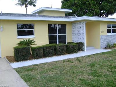 Cape Coral, Matlacha, North Fort Myers Single Family Home For Sale: 5252 Willow Ct